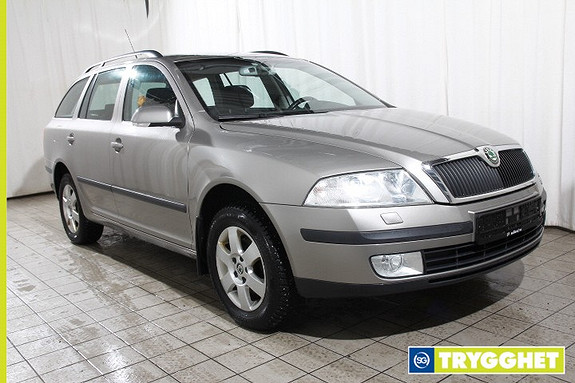Skoda Octavia 1,9 TDI DPF Edition Business 4X4