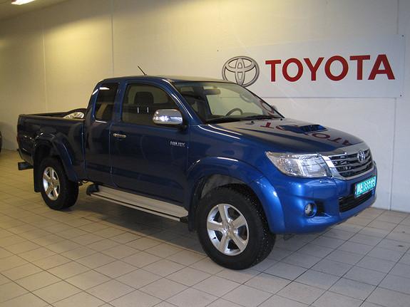 Toyota HiLux 2,5 D-4D SR  2014, 32020 km, kr 325000,-