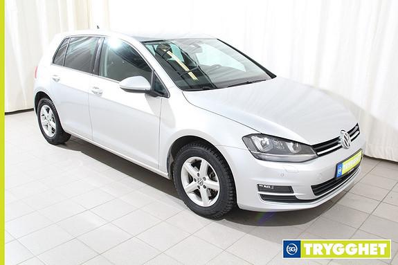 Volkswagen Golf 1,6 TDI 110hk Highline DSG Hengerfeste/Automatgir/Webasto+++