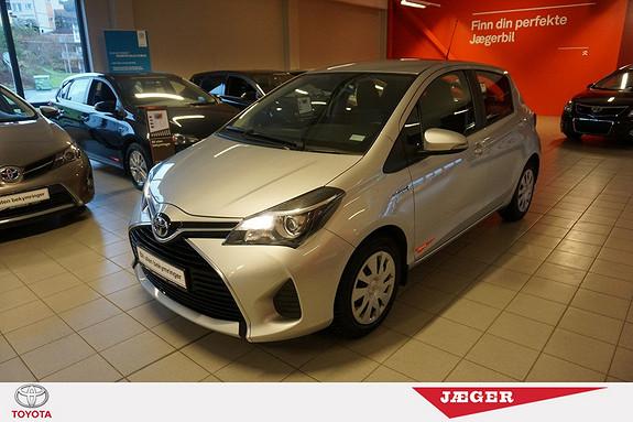 Toyota Yaris 1,5 Hybrid Active  2015, 49000 km, kr 199000,-
