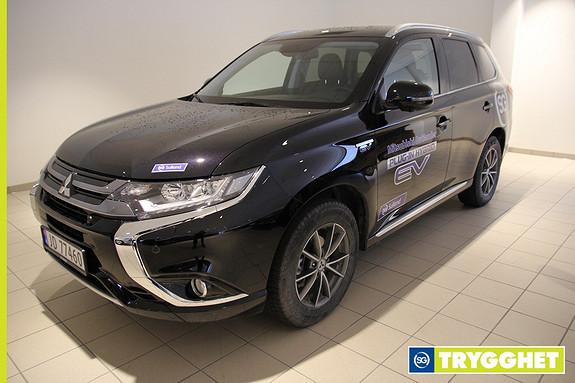 Mitsubishi Outlander Instyle+ Plug-In Hybrid EV Demostrasjonsbil