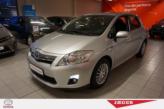 Toyota Auris 1,8 Hybrid Advance HSD  2011, 67000 km, kr 159000,-