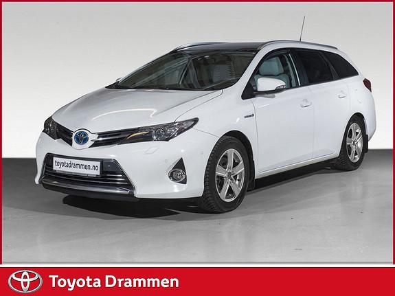 Toyota Auris Touring Sports 1,8 Hybrid Executive  2013, 105850 km, kr 205000,-