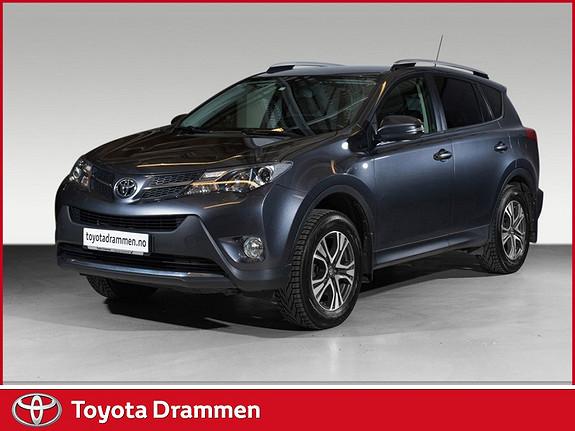Toyota RAV4 2,0 4WD Multidrive S Active  2013, 73500 km, kr 344000,-