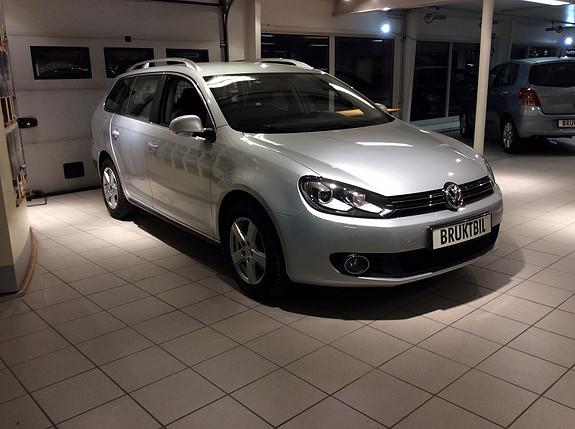 Volkswagen Golf 1,6 TDI Comfort  2010, 63000 km, kr 134000,-