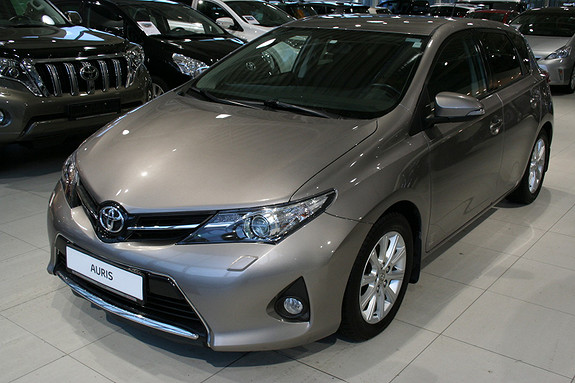 Toyota Auris 1.4 D-4D Style  2013, 49662 km, kr 179000,-