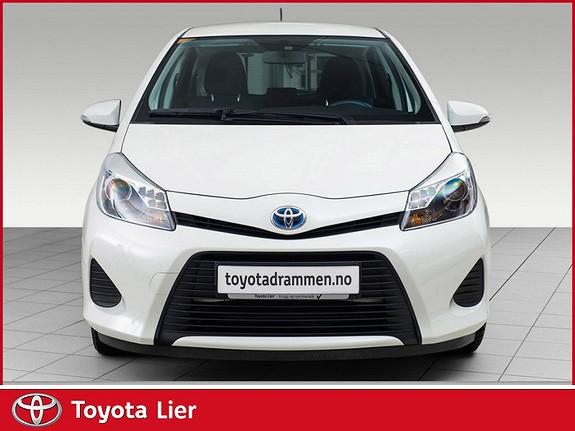 Toyota Yaris 1,5 Hybrid Active e-CVT  2013, 57000 km, kr 165000,-