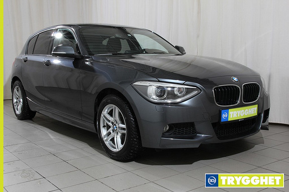 BMW 1-serie 114d Advantage Edition M sport, Xenon
