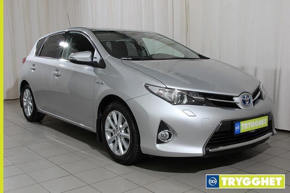 Toyota Auris 1,8 Hybrid E-CVT Active+ Navigasjon, ryggekamera, hybrid