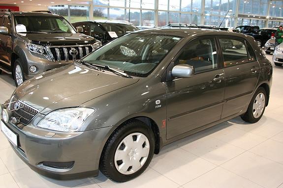Toyota Corolla 1,6 VVT-i Sol  2004, 91615 km, kr 79000,-