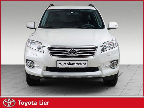 Toyota RAV4 2,2 D-CAT AT Vanguard Executive 2,2 D-Cat sterk motor, webasto , mye ekstra utstyr  2012, 67240 km, kr 279000,-