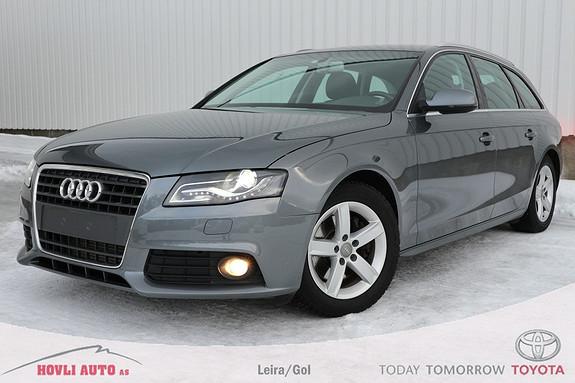 Audi A4 2,0 TDI 143 hk multitronic , sportinteriør ,  2011, 130000 km, kr 239000,-