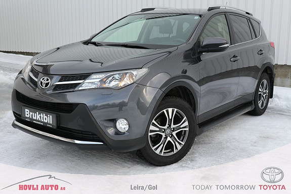 Toyota RAV4 2,0 D-4D 2WD Executive ,Nybilgarati , Understellsbehandlet, lakkforseglet,  2013, 57800 km, kr 289000,-