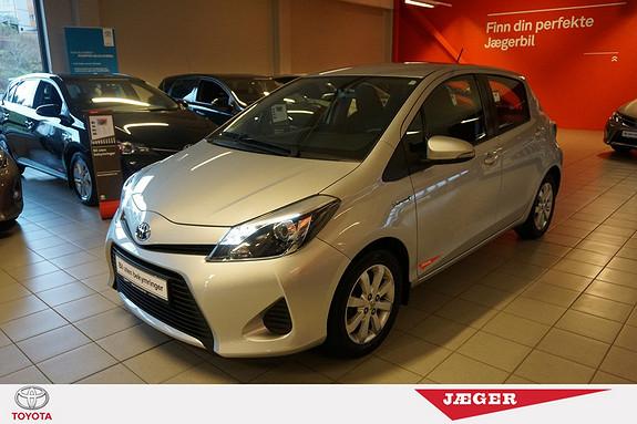 Toyota Yaris 1,5 Hybrid Active  2013, 75000 km, kr 149000,-