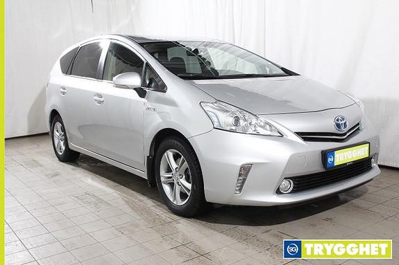 Toyota Prius+ Seven 1,8 VVT-i Hybrid Advance