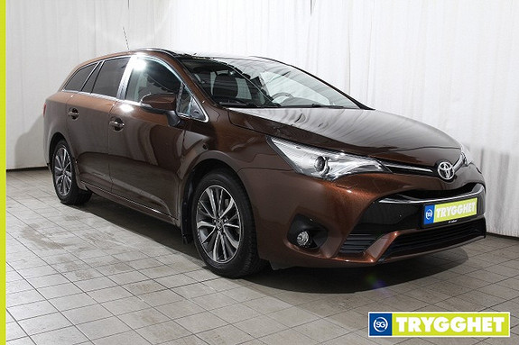 Toyota Avensis Touring Sports 1,6 D-4D Active