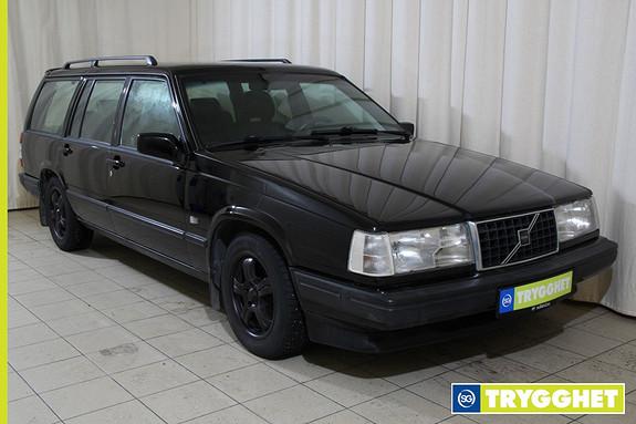 Volvo 940 aut Motor