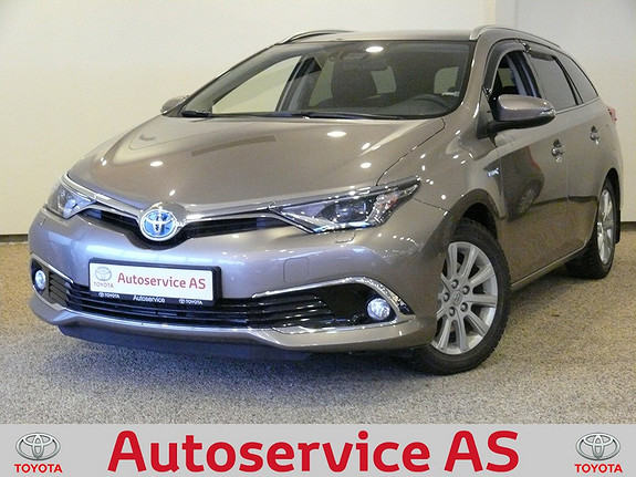 Toyota Auris Touring Sports 1,8 Hybrid Executive  2015, 18 000 km, kr 329 000,-