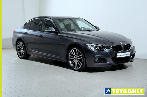 BMW 3-serie 318d xDrive 143hk M-Sport/Xenon/PDC/DAB/Cruise/19