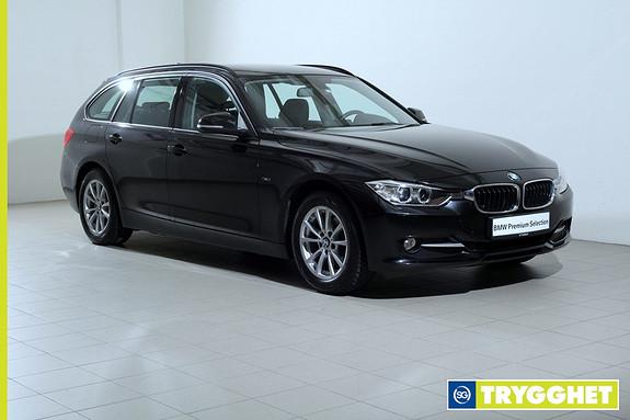 BMW 3-serie 316i Touring aut -SportLine-Lyspakke-DAB+-Hengerfeste-Norsk