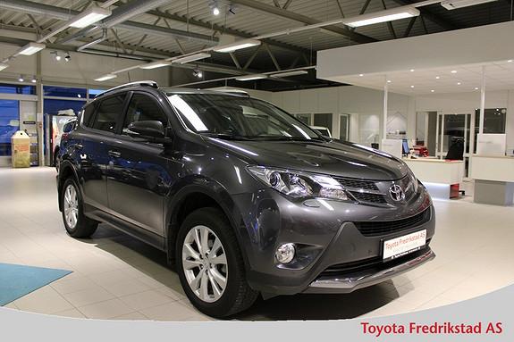 Toyota RAV4 2,0 4WD Active CVT Lav km,, pen bil, Automat, 4WD, Navigasjon, ryggekamera ++  2014, 23000 km, kr 359000,-