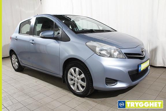 Toyota Yaris 1,33 Active Ryggekamera-Bluetooth-Hengerfeste-En eier-Komplett servicehefte