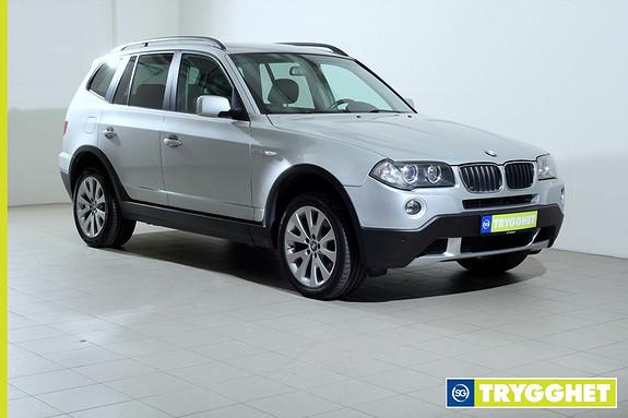 BMW X3 2,0d -Servotronic-Sportsseter-Xenon-Hengerfeste-Norsk++