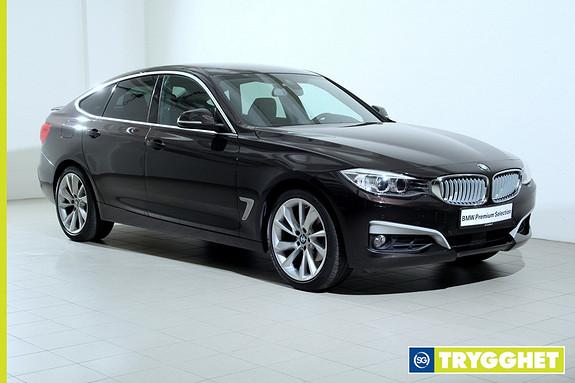 BMW 3-serie 320d xDrive GT Sportsautomat -NaviProff-HeadUp-Active Cruise-HiFi-Kamera-Norsk-BSI++