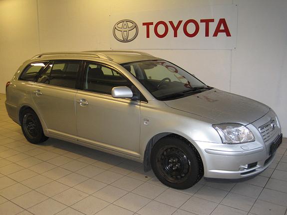 Toyota Avensis 2,0 D-4D Stasjonsvogn  2004, 225383 km, kr 39000,-