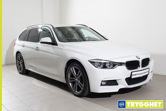 BMW 3-serie 320d xDrive Touring 163hk aut -Mpakke-Ryggekamera-HiFi-Facelift-Norsk