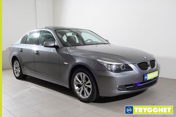 BMW 5-serie 530d xDrive Automat -NaviPro-HiFi-NightVision-Norsk-Meget lav kjørelengde!