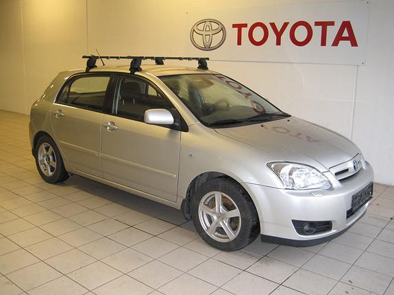 Toyota Corolla 1,4 D-4D Sol  2005, 180698 km, kr 55000,-