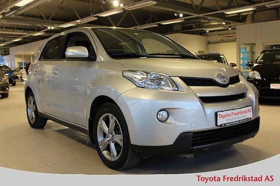 Toyota Urban Cruiser 1,4 D-4D Dynamic AWD 1 eier, pen bil, 4WD, servicehistorikk,  2013, 54000 km, kr 179000,-