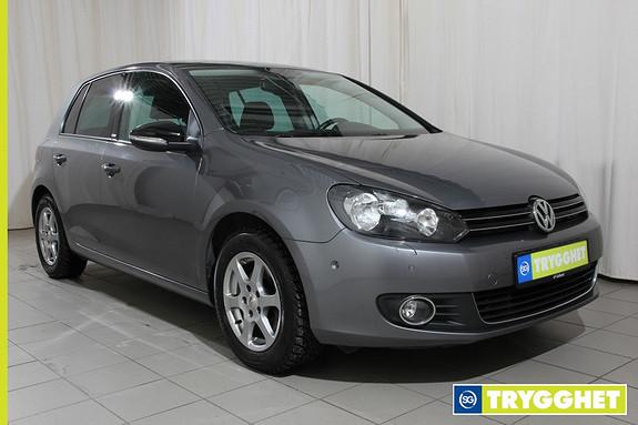Volkswagen Golf 1,6 TDI 105hk BlueMotion Navigasjon,ryggevarsler,meget pen og godt vedlikeholdt