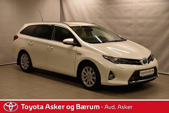 Toyota Auris Touring Sports 1,8 Hybrid Executive RENTEKAMPANJE 2,95% / Hengerfeste  2014, 47000 km, kr 249000,-