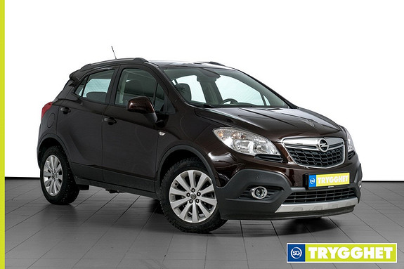 Opel Mokka 1.4T 140hk 4X4 Enjoy DAB-USB-BLUETOOTH-SPORTSSETER-CRUISE-PARKSENSORER-RATTVARME ++