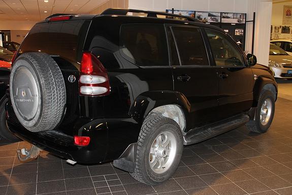 Toyota Land Cruiser 3,0 D-4D VX aut.  2005, 231500 km, kr 279000,-