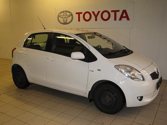 Toyota Yaris 1,4 D-4D Sol Sprint  2008, 97519 km, kr 69000,-