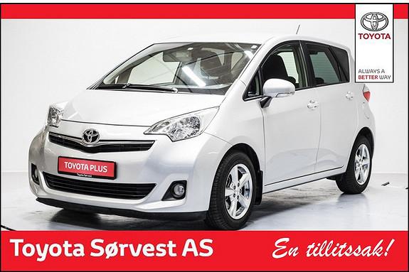 Toyota Verso-S 1,33 Dynamic Style S&S Multidrive S  2012, 26703 km, kr 169000,-