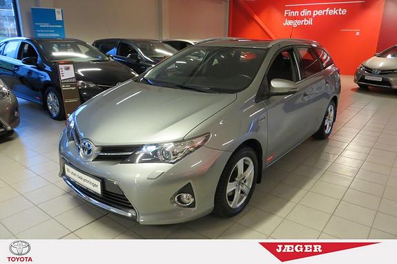 Toyota Auris Touring Sports 1,8 Hybrid Active+  2013, 18500 km, kr 259000,-
