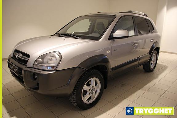 Hyundai Tucson 2,0 GLS 4wd