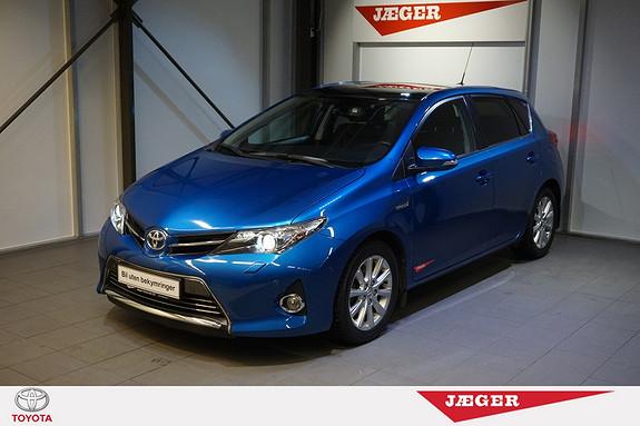 Toyota Auris 1,8 Hybrid E-CVT Executive  2013, 88600 km, kr 229000,-