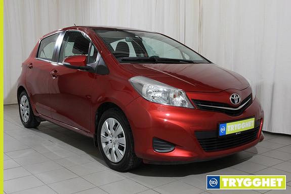 Toyota Yaris 1,33 Active Navi, ryggekamera