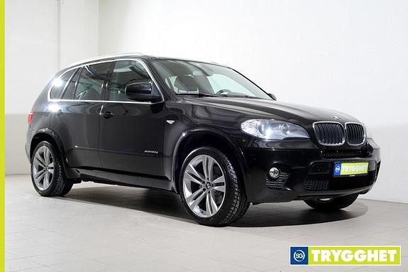 BMW X5 xDrive30d (211hk) -Mpakke-Navi-HiFi-AktivStyring-Hengerfeste-TopView-Panorama-Norsk++