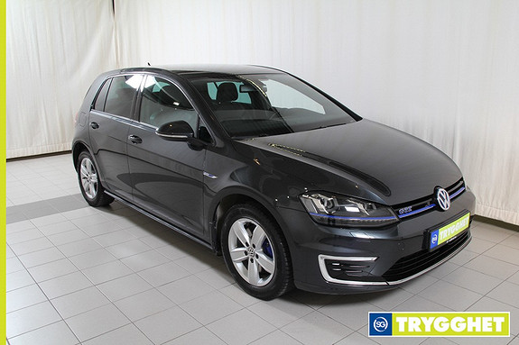 Volkswagen Golf 1,4 TSI 204hk park.varmer m/fj.kontroll,Dab+,Bluetooth,navi,ryggekamera