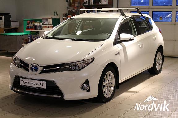 Toyota Auris 1,8 Hybrid E-CVT Active+  2013, 52370 km, kr 219000,-