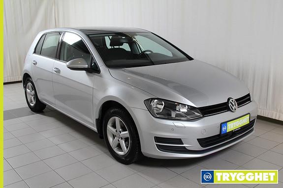 Volkswagen Golf 1,2 TSI 85hk Trendline Dab+,Bluetooth,parksensor foran&bak,AUX/USB,Regnsensor