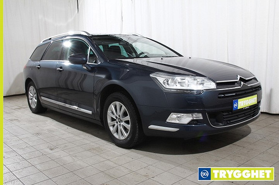 Citroen C5 1,6 e-HDi 110hk Seduction Tourer EMG Automat-Aut. Klima