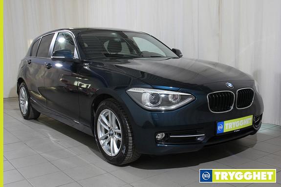 BMW 1-serie 116i Klima, hengerfeste, sportstoler, DAB