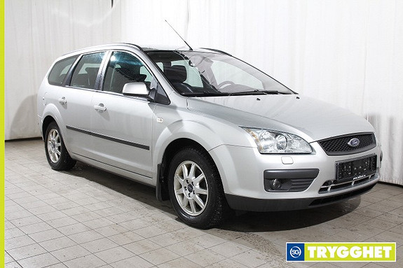 Ford Focus 1,6 TDCI Trend